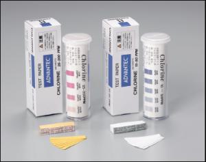 Advantec Chlorine Test Paper 10 - 50 ppm