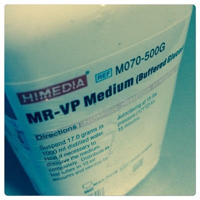 Himedia M070-500G MR-VP Medium (Glucose Phosphate Broth)