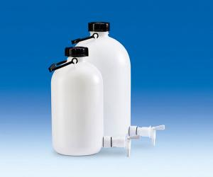 Vitlab 81662 Storage bottles PE-HD 10 L with tap