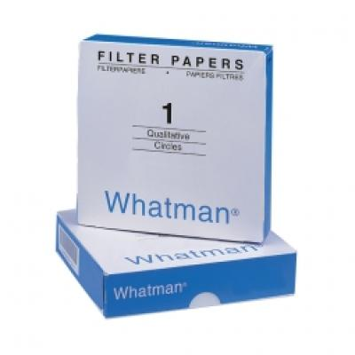 Whatman 1001-125 Grade 1 Circles, 125mm 100/pk