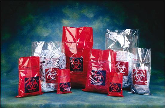 Biohazard Autoclave Bags