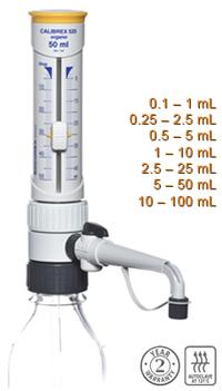 525.100 Calibrex Organo 10 - 100 ml