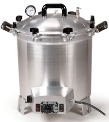 All American Autoclave Electric 75X