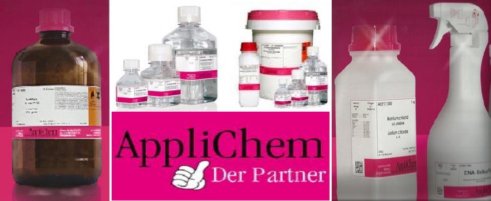 AppliChem 147120.1211 Calcium chloride dried, powdered pure 1 Kg