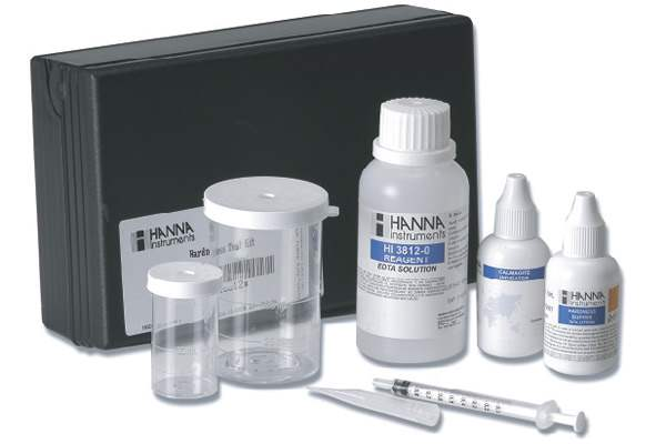 Hanna HI3812 Hardness Test Kit
