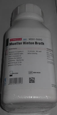 Himedia M391-500G Mueler Hinton Broth