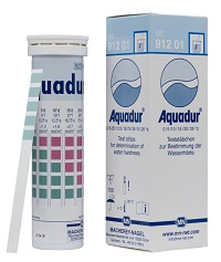 MN 91201 AQUADUR Sensitive test strips