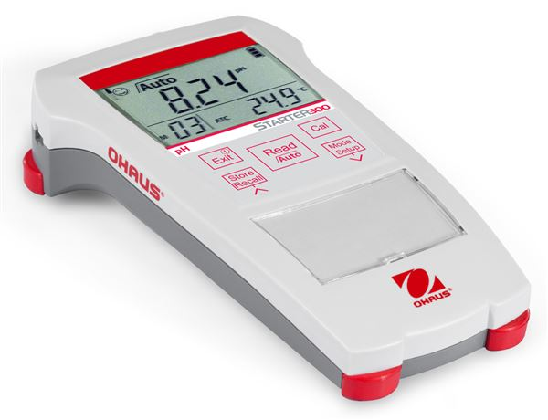Ohaus ST300-B Starter 300 pH Portable