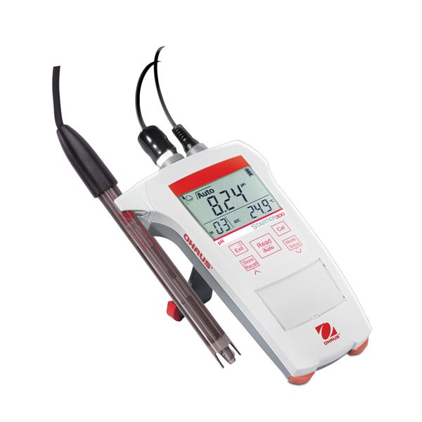 Ohaus Starter 300 pH Portable