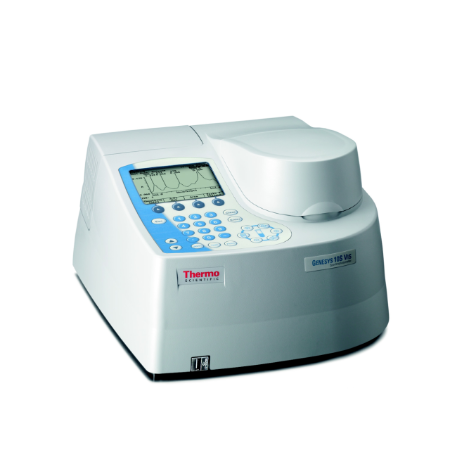 Thermo Scientific Genesys 10S UV Vis Spectrophotometer Cat. 840-209700