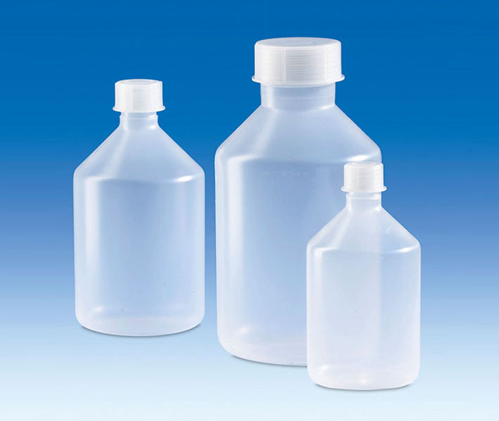 Vitlab 100789 Reagent bottles, PP Vol 2000 ml