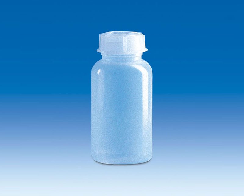 Vitlab 139693 Wide-mouth bottles PE-LD Vol 500 ml