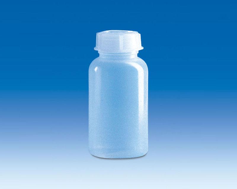 Vitlab 139693 Wide-mouth bottles PE-LD Vol 500 ml