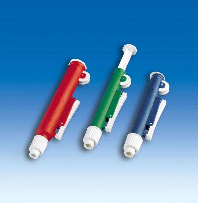 Vitlab 324694 Pipette Pump 10 ml Green