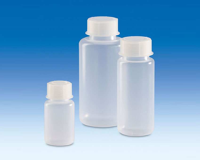 Vitlab 93794 Wide-mouth bottles PP Vol 250 ml