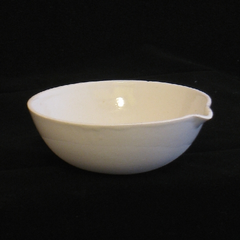 WHI-20109 SCRC Evaporating Dish, Porcelain 500 ml
