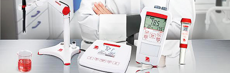 Agen Ohaus pH Meter Indonesia